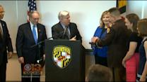 New Md. State Police Superintendent Sworn In