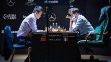 Echecs - Tournoi des Candidats: Maxime Vachier-Lagrave évite le pire