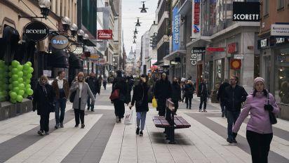 In the coronavirus fight, Sweden stands apart