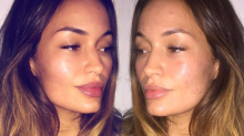 Gen Natural: These side-by-side comparisons prove that women don't need makeup to be beautiful