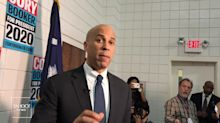 Cory Booker 'less concerned' with labeling Trump a racist than focusing on his 'racist policies'
