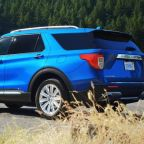 2020 Ford Explorer Hybrid is your new rear-wheel drive family hauler