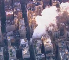 NYC explosion: Steam pipe blast engulfs Flatiron district in smoke causing traffic chaos