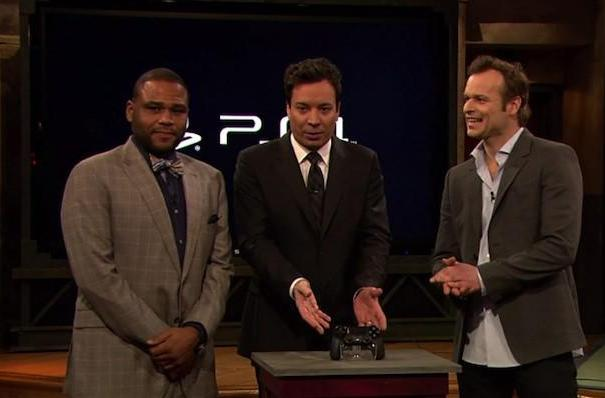 Jimmy Fallon gets first PS4 hands-on, plays some Killzone: Shadow Fall (video)