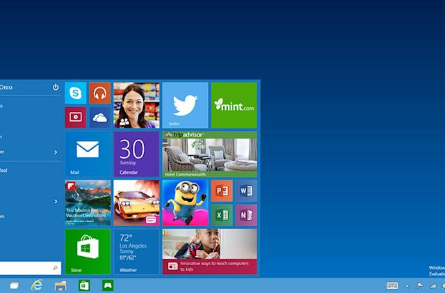 The Windows 10 Technical Preview is here!