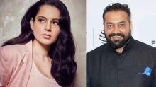 Kangana Ranaut's Team Blasts Anurag Kashyap; Calls Him 'Mini Mahesh Bhatt'