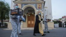 Romania reports record jump in coronavirus cases