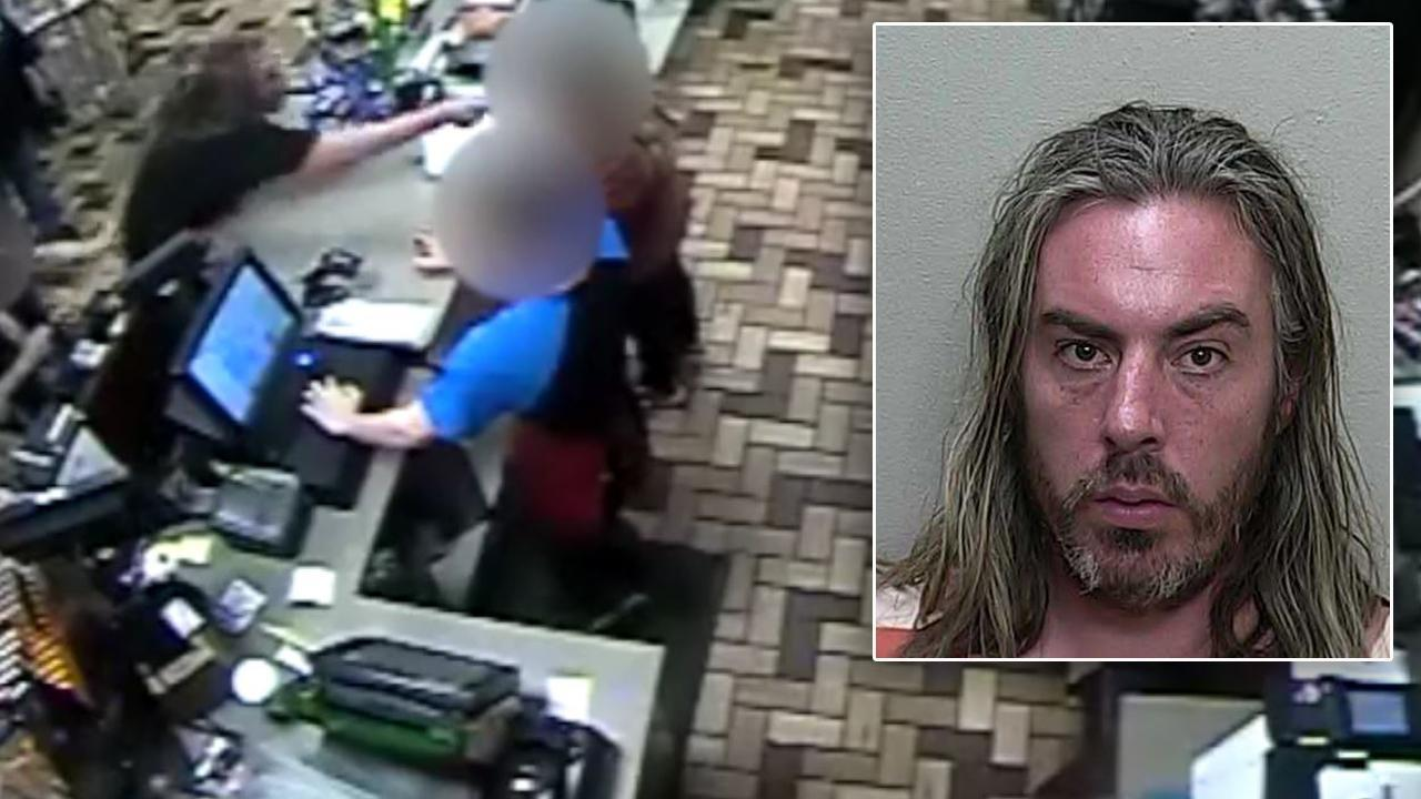 Man Assaults Gas Station Cashier With Hot Dogs After Refusing to Let Him Buy Beer: Cops