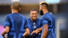 """Reiße Witze"": So lässig geht Mbappé ins Finale"