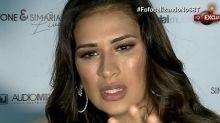 Simone chora na TV ao falar sobre doença de Simaria: 'Vi os ossos dela'