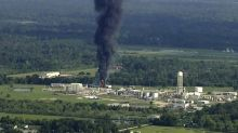 Residents say tests find toxic chemicals after plant fire