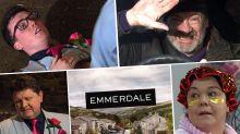 Next week on Emmerdale: Who dies in stunt week? Liv confronts Paul, plus Jimmy loses control (spoilers)