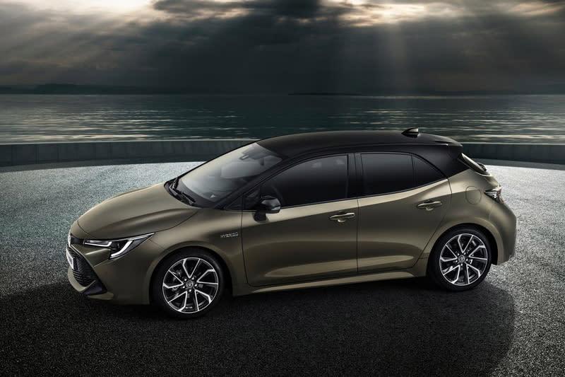 全新世代Toyota Auris擁有極為動感的設計,預計將會是同為日本進口身份Mazda 3最強勁的對手。