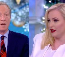 Meghan McCain Confronts Tom Steyer: 'You Bought Your Way' Onto Debate Stage