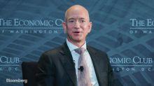 Jeff Bezos Says Amazon Stock Is 'Not the Company'