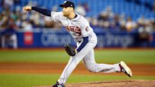 Blue Jays reportedly discussed interest in free agent pitcher Collin McHugh