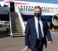 Climate crisis: Sir Keir Starmer condemned by environmental activists for flying to Edinburgh