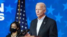 Biden dice que ganará la presidencia de EEUU y pide paciencia mientras se cuentan los votos