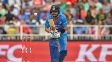 Kohli limps off as India beat South Africa by 28 runs in first T20