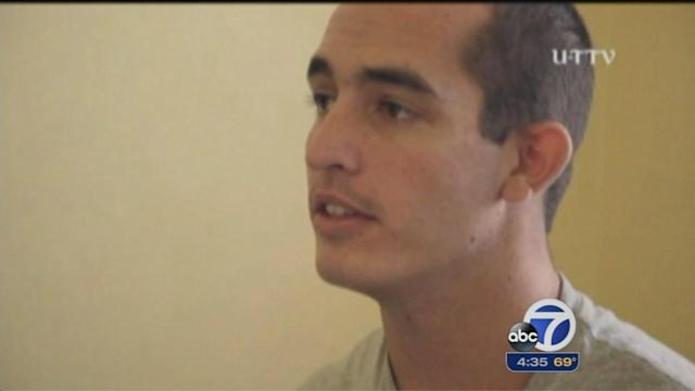 US Marine held in Mexico goes before judge