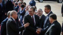 Serbian president to fulfil his hoop dreams