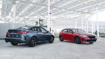 正 21 年式 BMW 1系列/2系列 159 萬起,Edition M 新動力同步發表