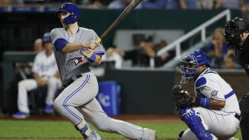 Danny Jansen goes yard in second career MLB game