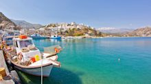 Britons rush to snap up Greek island villas and escape the pandemic