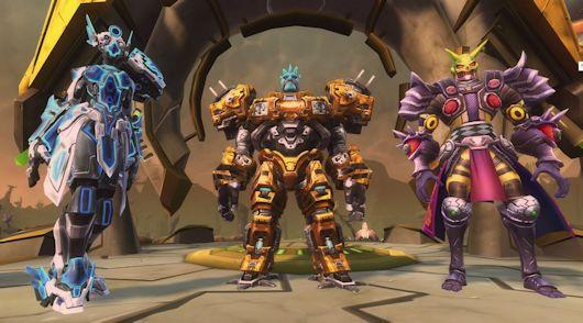 WildStar will be intermittently playable from now until the headstart