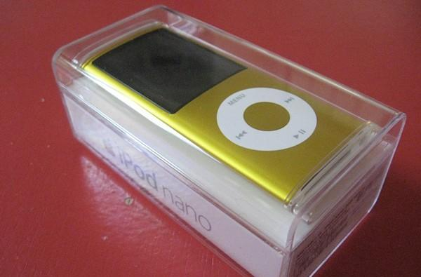 iPod nano 4G unboxing, hands-on, and first impressions