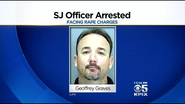 San Jose Police Officer Accused Of Raping Woman On Duty
