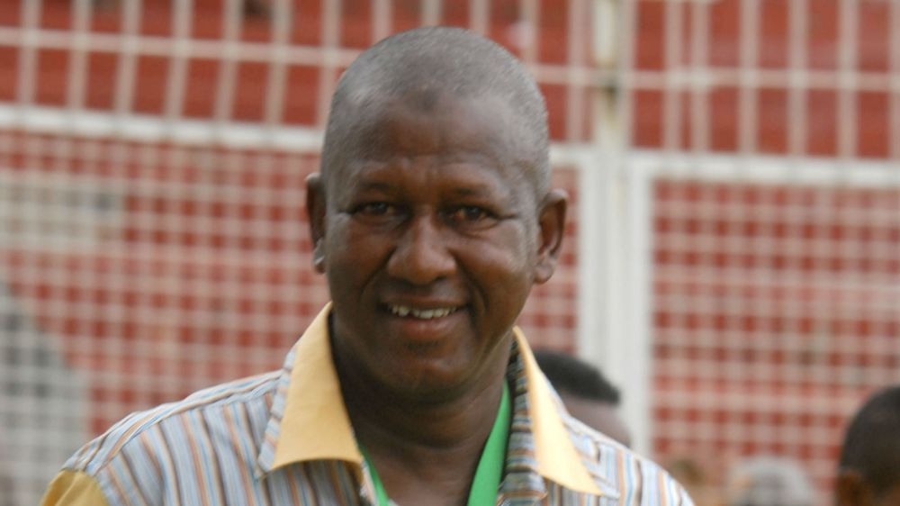 Abdu Maikaba desires to spot talents for Super Eagles