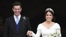 La princesa Eugenia de York está esperando a su primer hijo con Jack Brooksbank