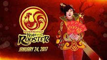 Overwatch getting Lunar New Year event, new Mei skin teased