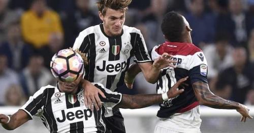 Foot - C1 - Juve - Juventus : Daniele Rugani touché au péroné