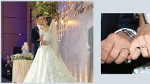 陳展鵬 單文柔的結婚對戒是來自這個品牌!
