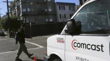 Comcast Rises 3%
