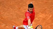 Djokovic, Tsitsipas made to wait in rain-hit Rome