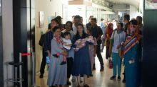Akhirnya, Selvi Ananda dan La Lembah Manah Keluar dari Rumah Sakit
