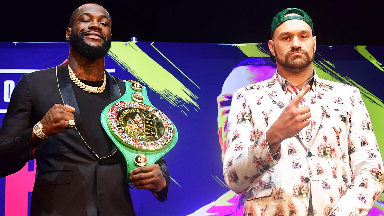 'Never heard of that': Deontay Wilder and Tyson Fury cop unprecedented ban