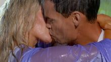 Bachelor Jimmy's steamy kiss with Lily causes outrage: 'Not a fan'