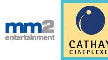 mm2 Asia to acquire Cathay Cineplexes for $230 million as it expands cinema business