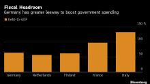 Bonds' Biggest Threat Is Germany Beginning to Splash the Cash
