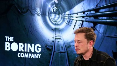 Musk's Boring Company to unveil first LA tunnel