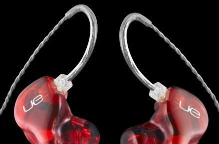 Ultimate Ears 18 Pro headphones feature six drivers per ear