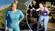 Yahoo Lifestyle works out Rebel Wilson style