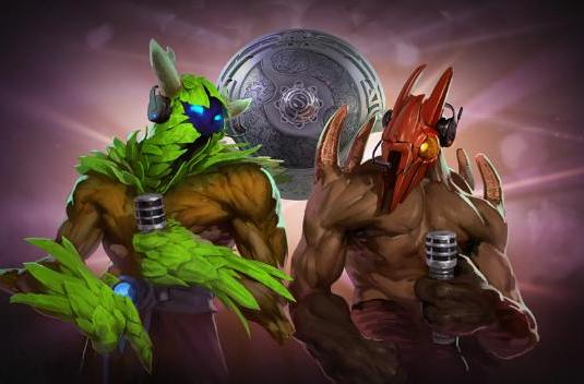 Watch the Dota 2 International Grand Finals right now