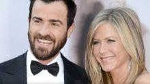 Jennifer Aniston encontra o ex-marido em festa de dia de Ação de Graças