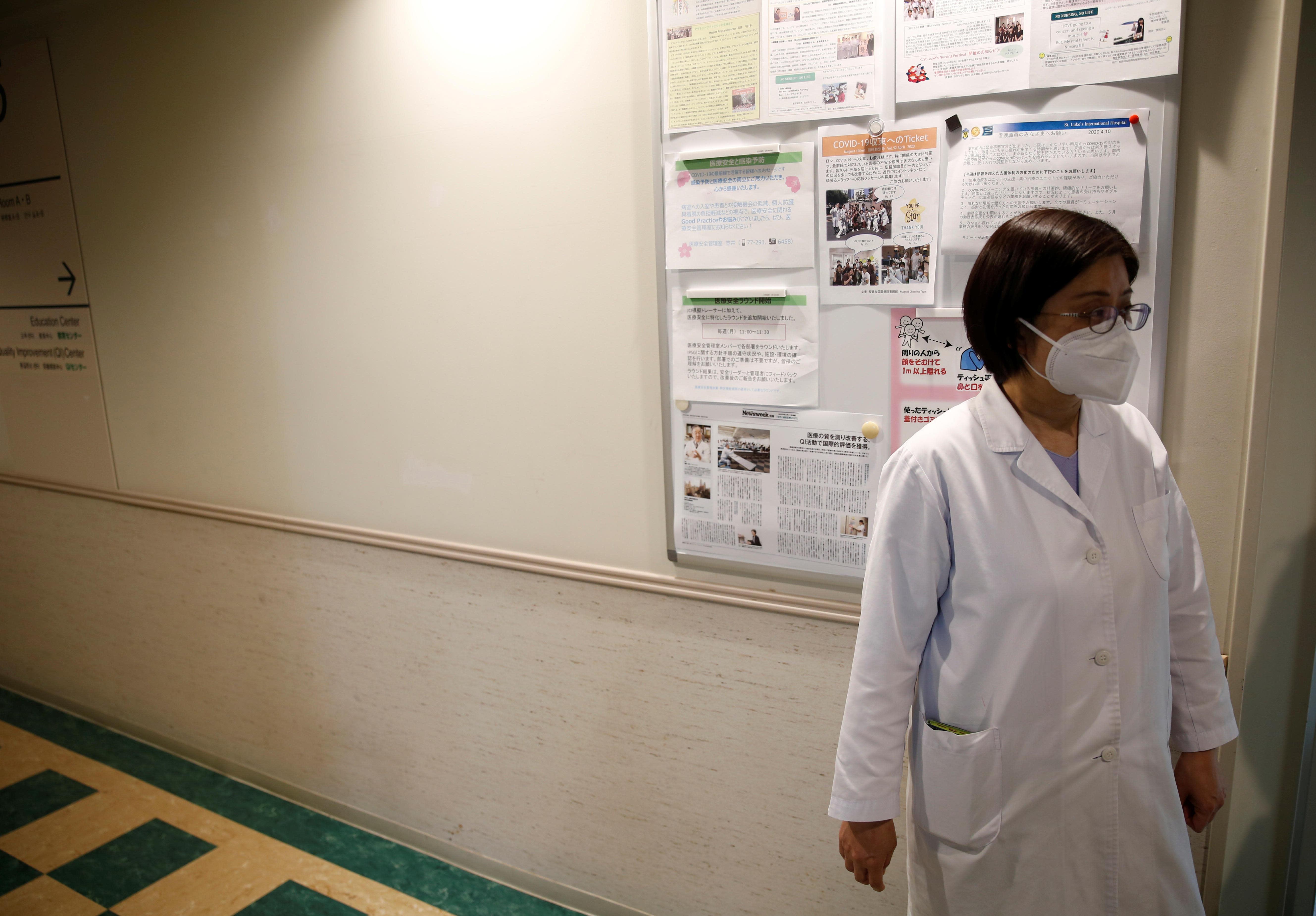 "Japan's beleaguered nurses face wave of aggressive ""corona-bullying"""