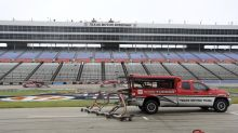Cup Series race at Texas postponed (again) to Tuesday